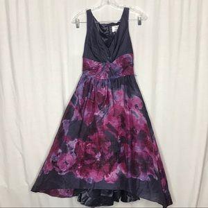 Lela Rose Newman Marcus Target Watercolor Dress 2
